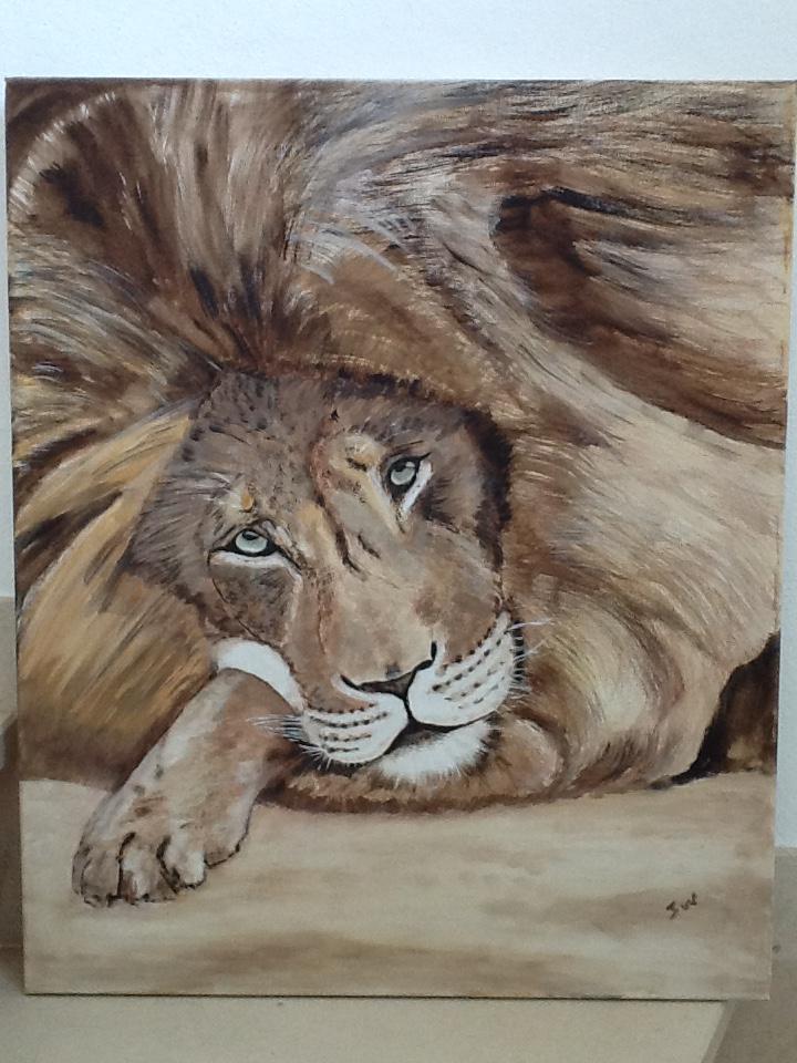 Lion Oct 2018