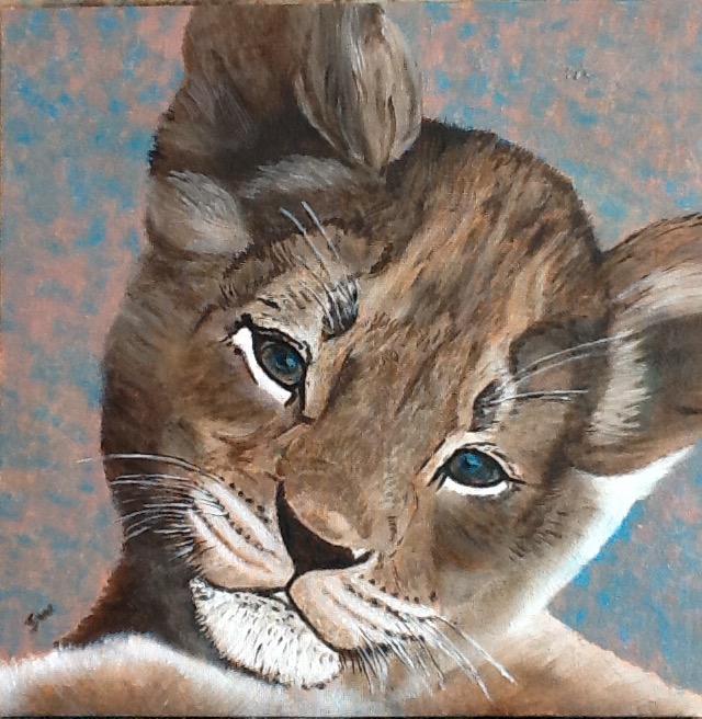 Lion cub 3.1