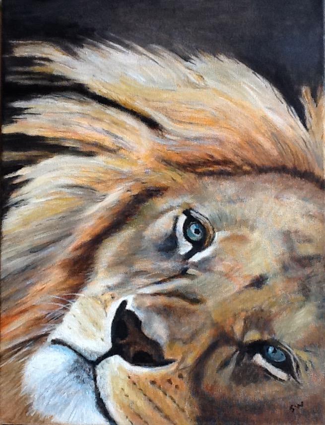 Lion March 12 2020